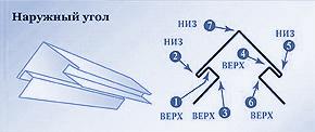 Как сделать угол из оцинковки своими руками видео