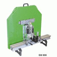 гидравлическая стенорезная установка SW800